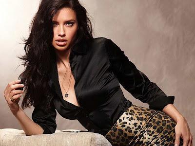 Adriana Lima in sexy victoria's secret fashion
