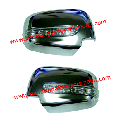 Cover Spion + Lampu L 200 Triton