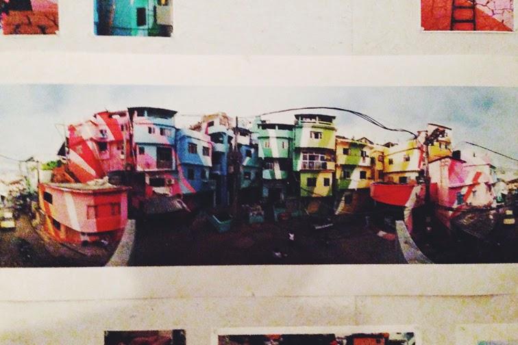 Favela Painting Brazil