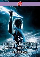 Le voleur de foudre, Rick Riordan, Percy Jackson