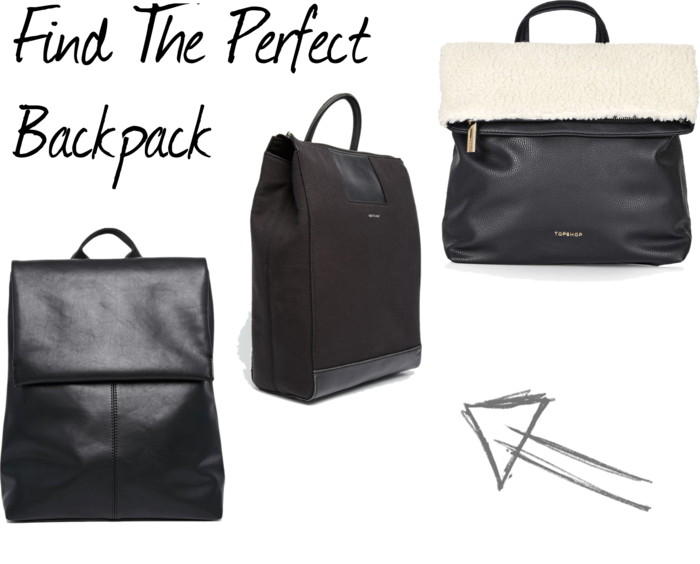 Find the perfect backpack