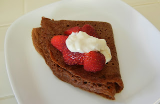Big+Train+Chocolate+Spiced+Chai+Protein+Crepes+by+Eggface+3 Weight Loss Recipes Happy National Pancake Day!