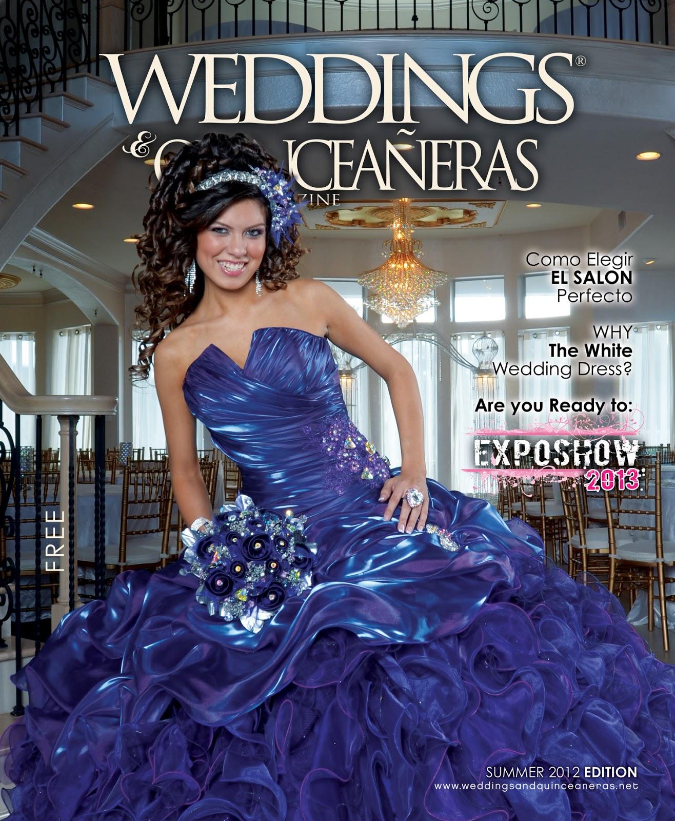 Quinceañera Planner: Weddings And Quinceañeras Magazine