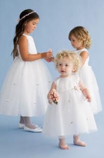 Kleider für Mädchen - Mia Maids