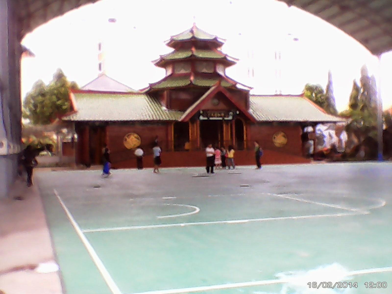 Mosque Cheng Hoo Surabaya