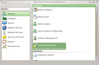Cara Menambahkan Repository OpenSUSE