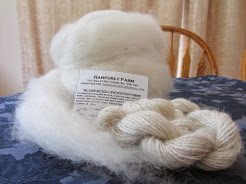 BFL & Gotland Rovings Available