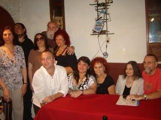 Río de Letras Café literario 2009