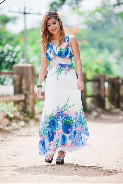 Maw Phoo Maung, burma models