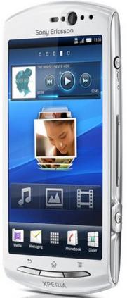 Sony Ericsson Xperia neo V Android
