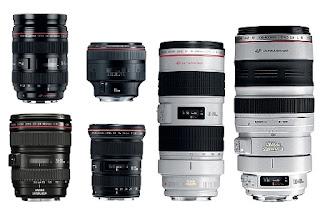 daftar harga lensa seri l canon