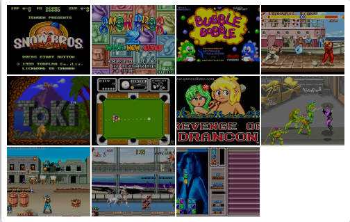 Download Games Mame32