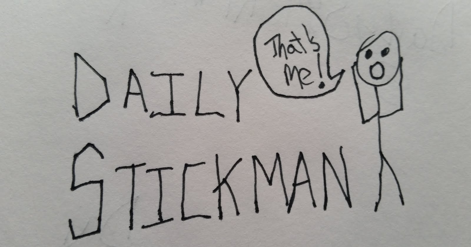 The Daily StickMan
