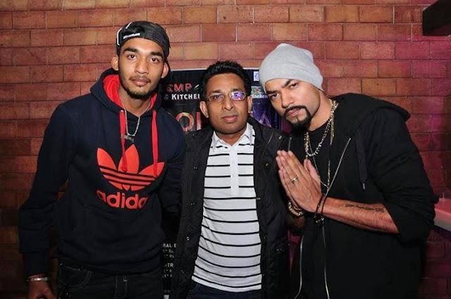 BOHEMIA The Punjabi Rapper - Live at LEMP 13