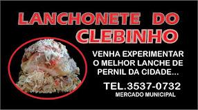 LANCHONETE DO CLEBINHO