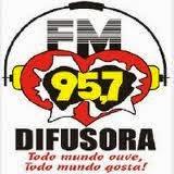 ouvir aRádio Difusora FM 95,7 Ituiutaba MG