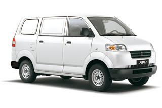 jual apv blind van untuk mobil paket logistic dan cargo semarang kudus salatiga