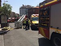 Fallece una anciana en el incendio de su vivienda en Tetuán
