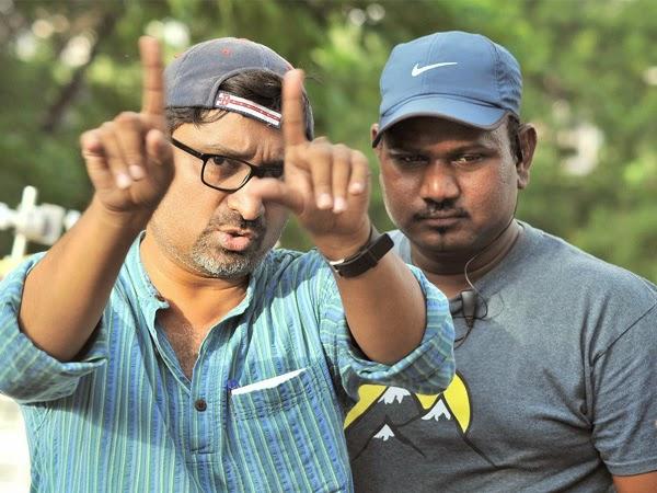 Bandipotu Telugu Movie Working Stills