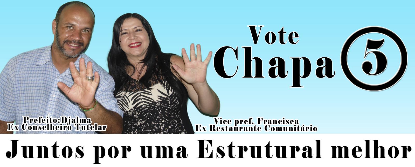 Vote Chapa 5