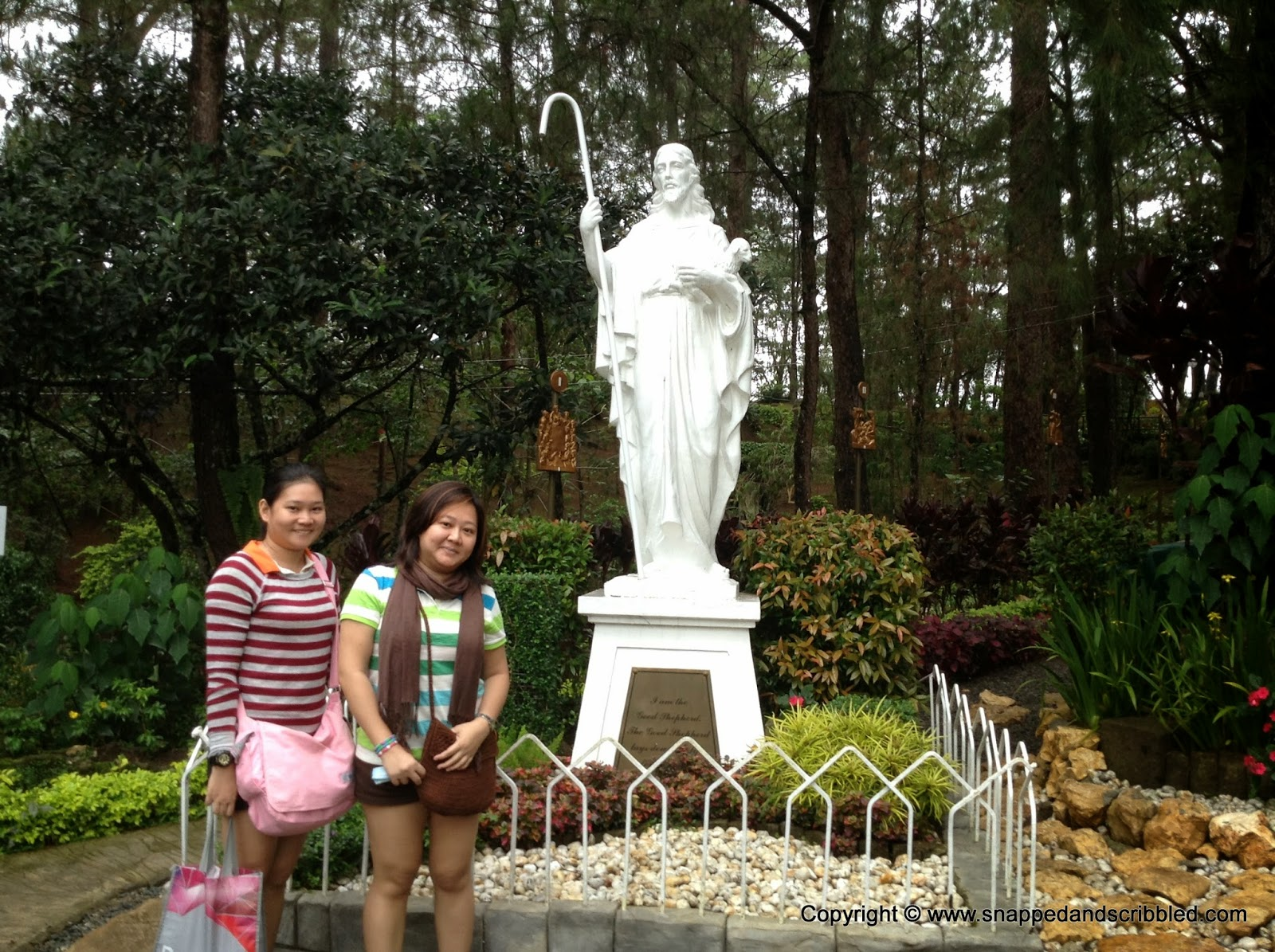 What To Do In Baguio: Visit Good Shepherd Convent