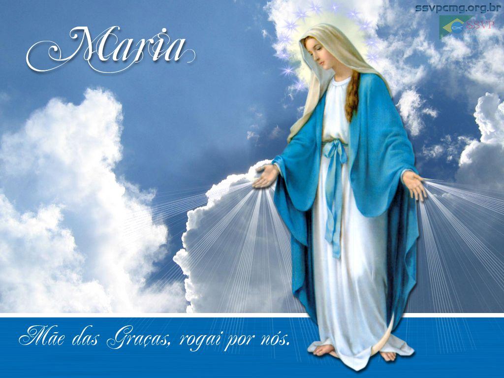 Maria cuida de Mim
