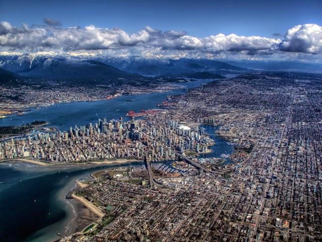 ciudad de vancouver en canada
