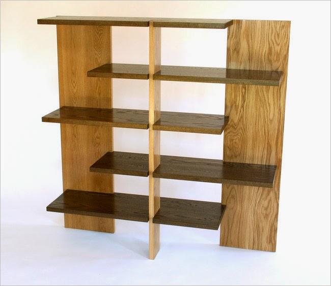Cl sicos del mueble y dise adores abstraccionismo de - Bauhaus estanterias ...