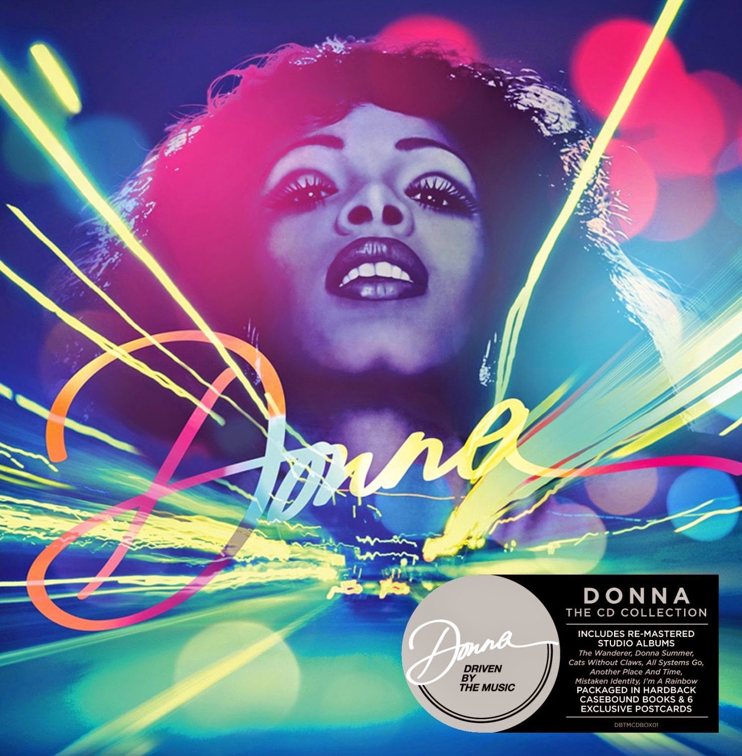 Donna-The Collection CD Box Set-2014