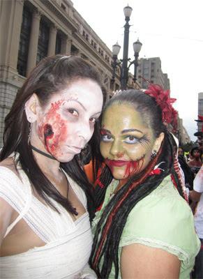 zombie walk 2011, Beauty Rock, fotos