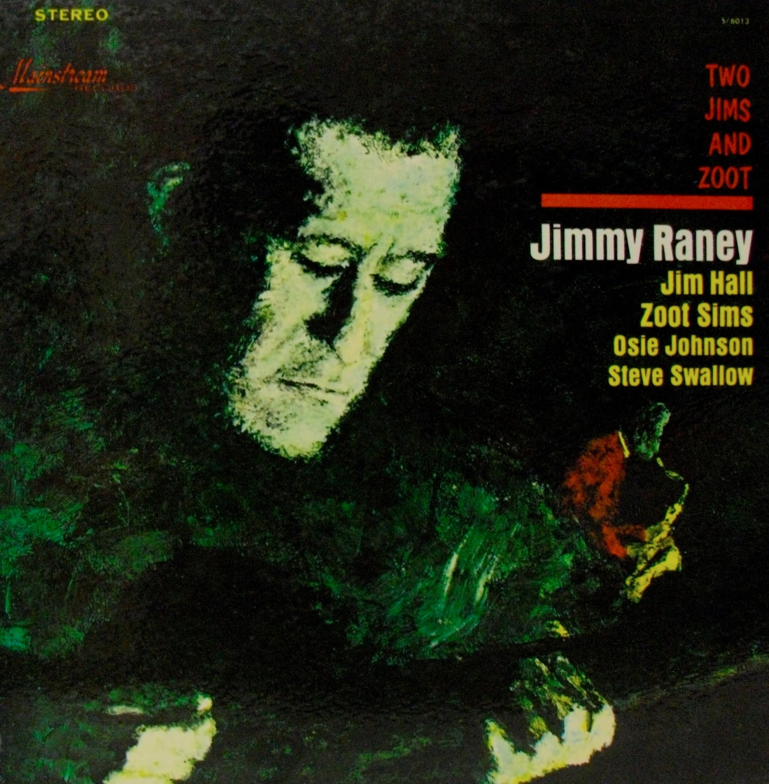 Jimmy Raney Two Jims And Zoot