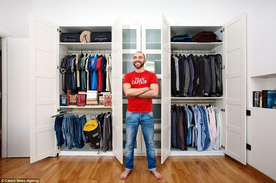 Closet Troubles   Problem Solved