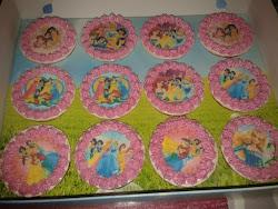 CupCake wt Edible Image