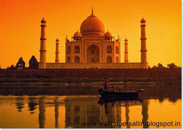 beuty of taj mahal