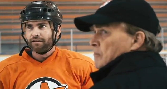 Goon 2012 movie trailer impressions comedy film trailer review cmaquest sports books movie adaptation Sean William Scott