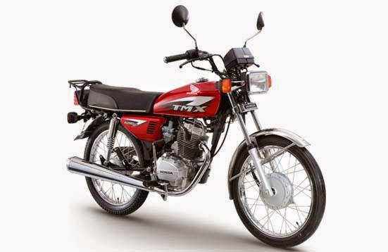 New Honda TMX 125 Alpha Price