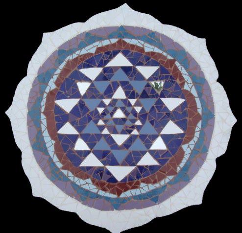 Mandala Sri Yantra
