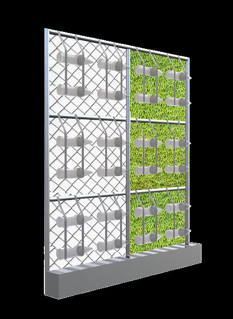 Proyecto 01 natural bigon sostenible for Muro verde sistema constructivo