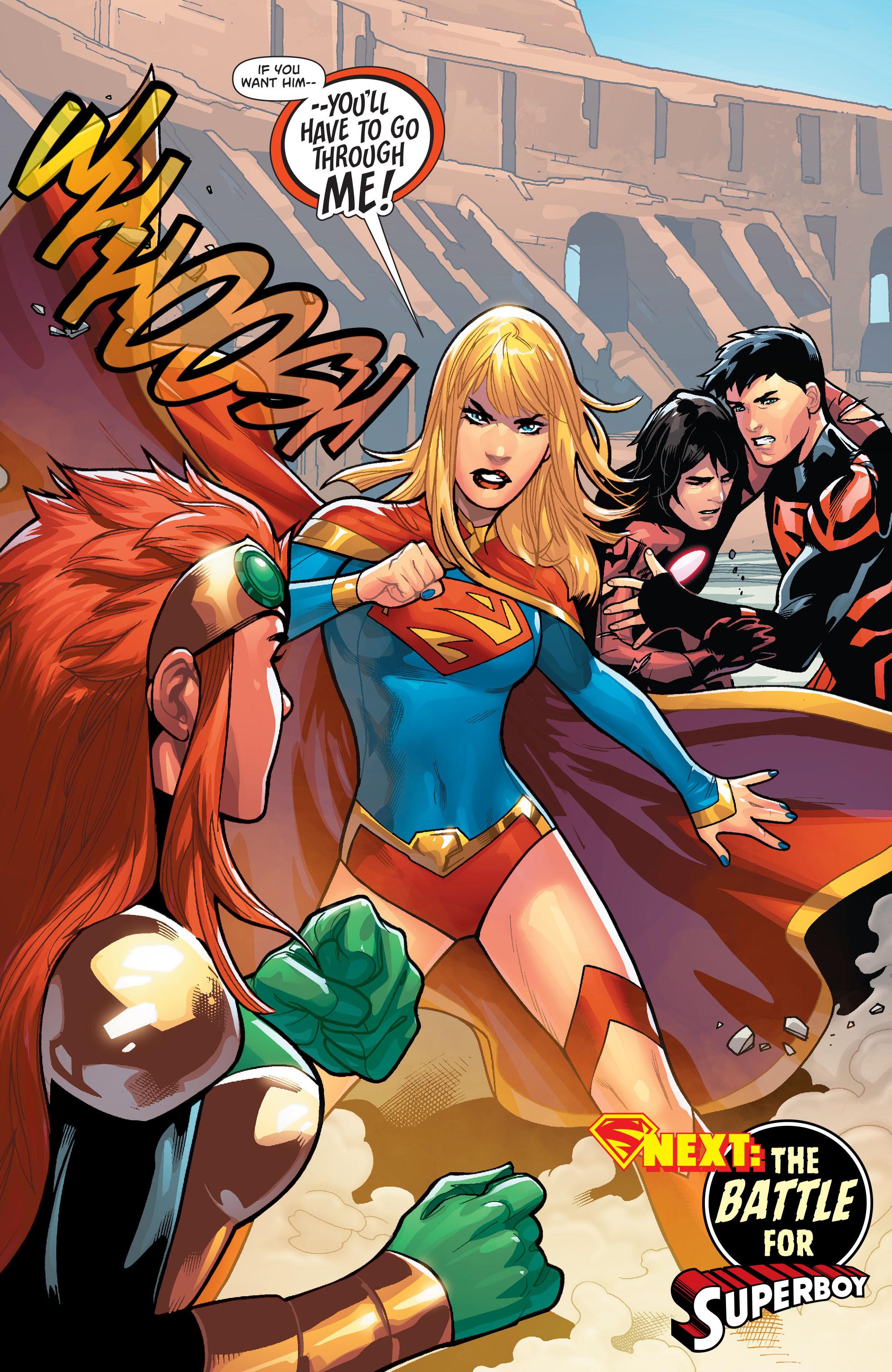 Supergirl (2011) Issue #38 #40 - English 20