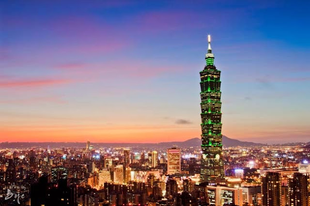 What To Do in Taipei Taiwan