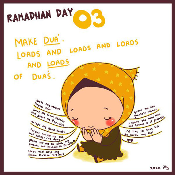 RAMADHAN TIPS #3
