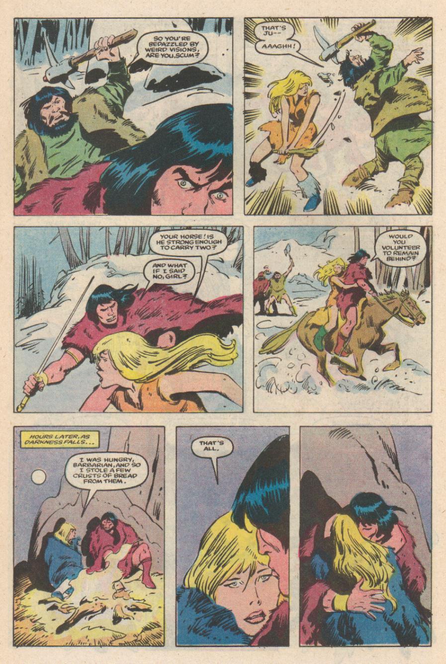 Conan the Barbarian (1970) Issue #169 #181 - English 10