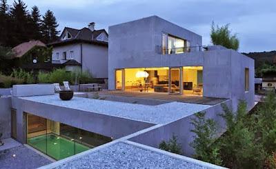 Gambar Arsitektur Rumah