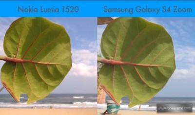 Uji Video Lumia 1520 vs Samsung Galaxy S4 dan S4 Zoom