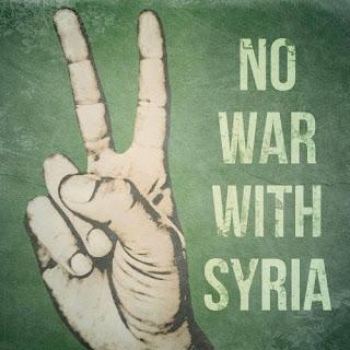 No queremos guerra