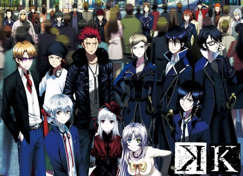 K Project BD Episode 1 - 13 [END] Subtitle Indonesia