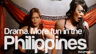Drama. More Fun in the Philippines