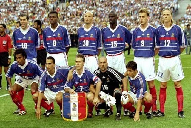 La Francia del 98