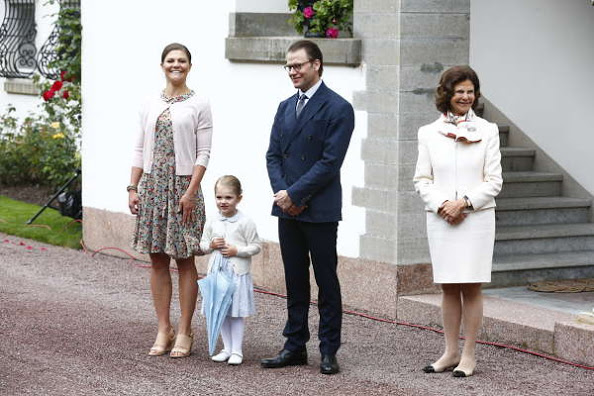 Princess Victoria Of Sweden's 38th Birthday Celebrations