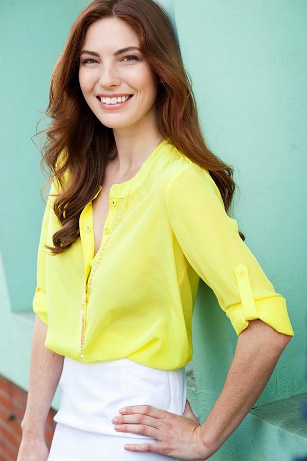Amber Lindamood - Cast Images - Victoria Bradley